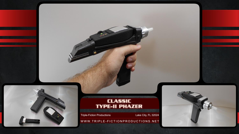 Classic Type-II Phazer