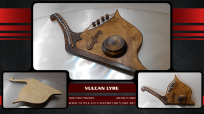 Vulcan Lyre