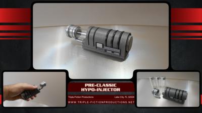 Pre-Classic Hypo-Injector
