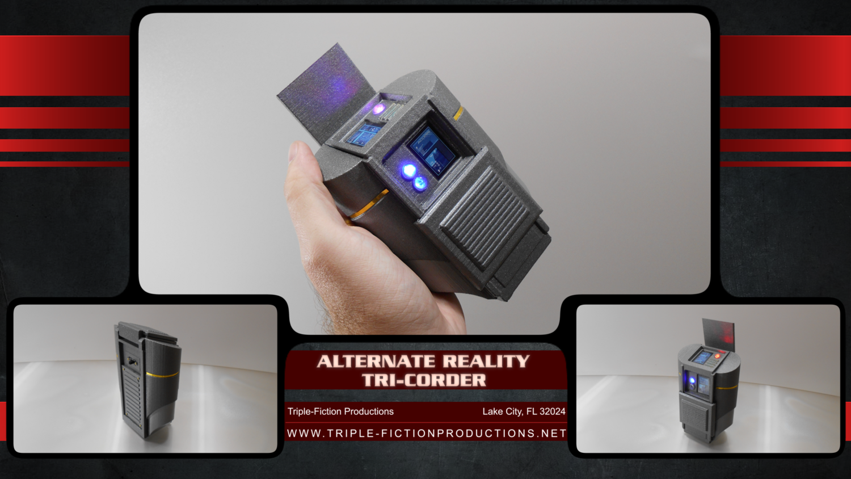 Alternate Reality Tri-Corder