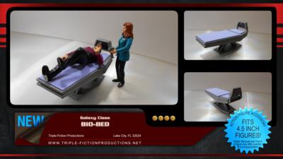 Galaxy Class Bio-Bed