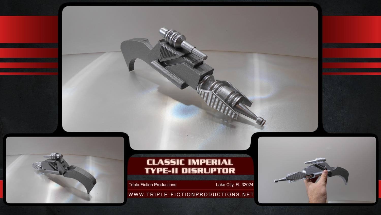Classic Imperial Type-II Disruptor