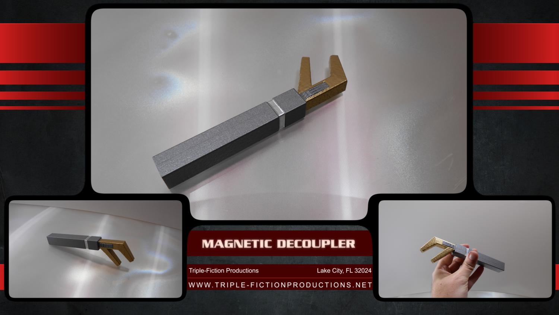 Magnetic Decoupler