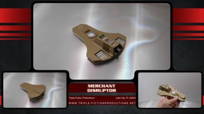 Merchant Disruptor