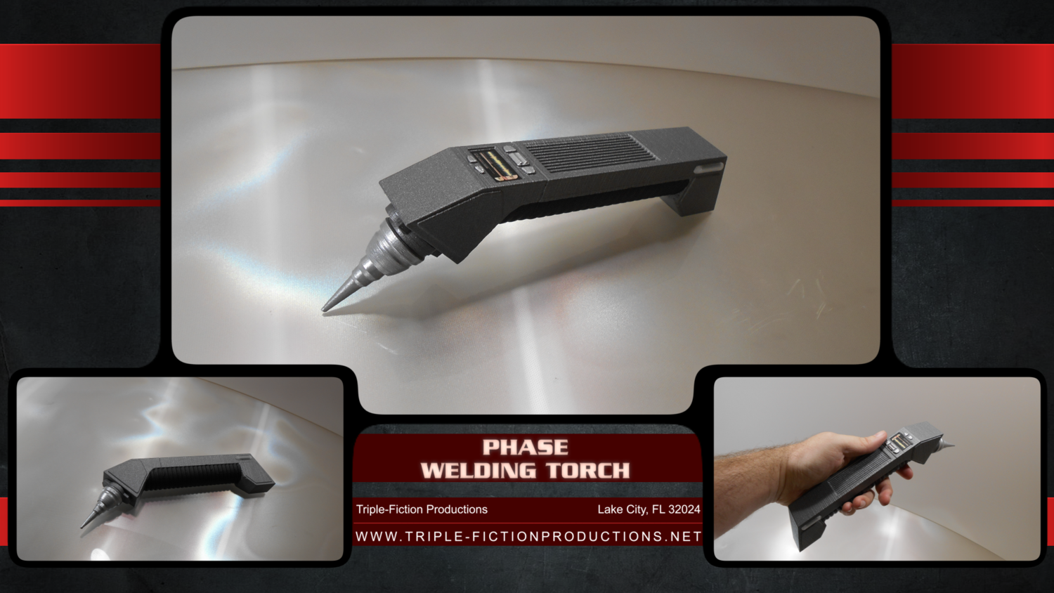 Phase Welding Torch