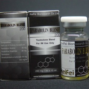 PARABOLIN BLEND 200 [200mg/ml x 10ml]