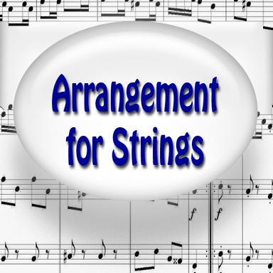 Arrangement for strings