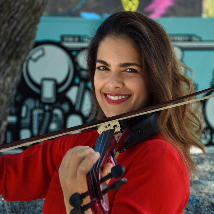 Beatriz Vera - Violin Studio - January 27 - Sunday - 4:00 PM