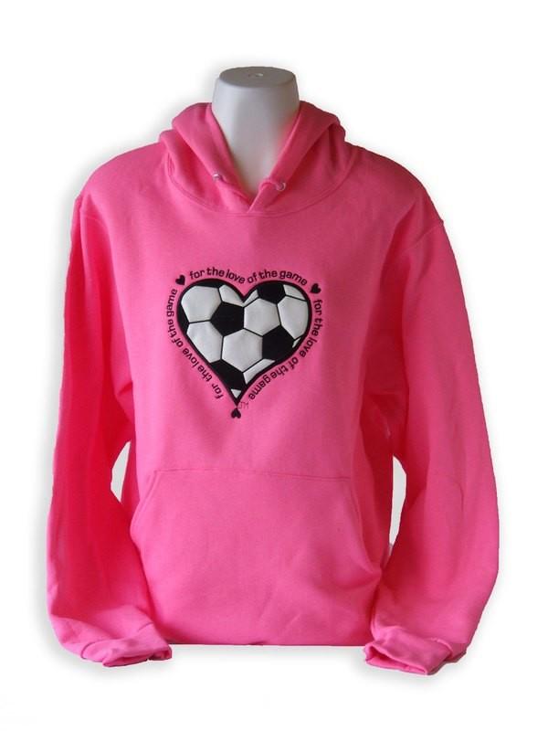 Soccer Hooded Sweatshirt