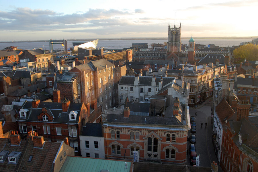 """Paul Schofield - """"A Journey Through Hull's Old Town"""""""