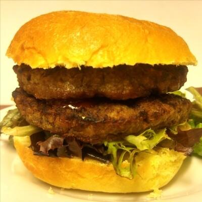 Half Pound Gourmet Beef Burger