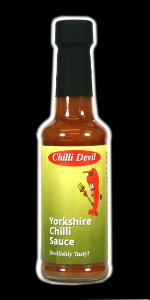Yorkshire Chilli Sauce YCS