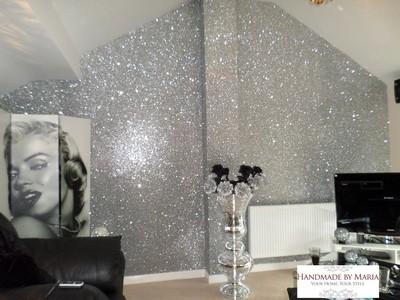 Glitter Wallpaper / Metre