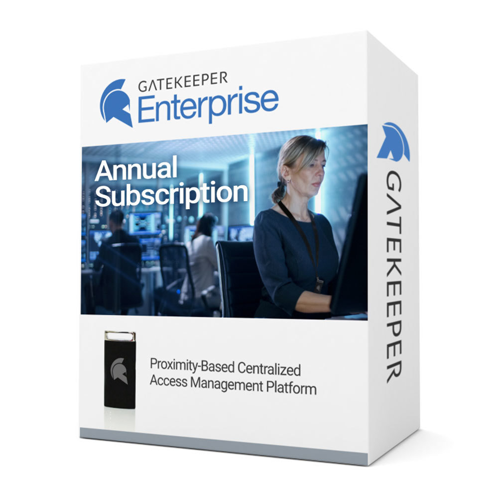 Enterprise Annual Subscription 00015