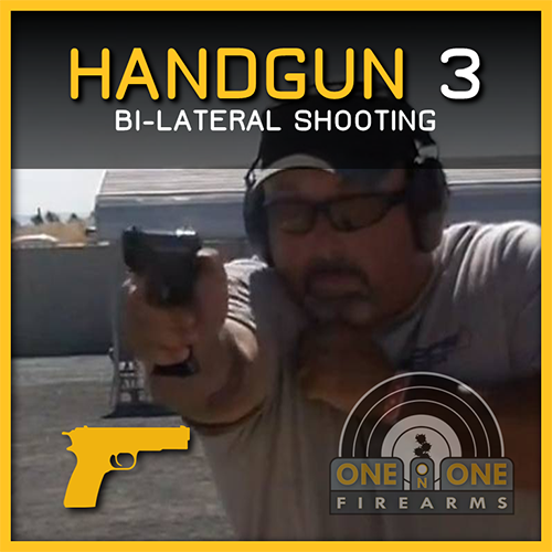 HANDGUN 3, ONE HANDED SHOOTING & ADVANCED CCW RENEWAL|  AUG 27 2018, RANGE 2-8 00496
