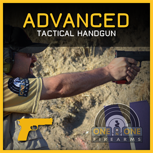 ADVANCED TACTICAL HANDGUN : JUNE 22 & 23, 2019, RANGE 11