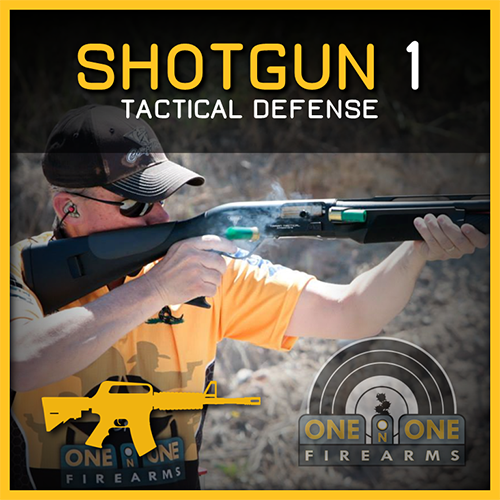 SHOTGUN 1 - TACTICAL DEFENSE | APRIL 27TH, 2019 | RANGE 5-B