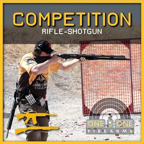 COMPETITION RIFLE-SHOTGUN - JULY 21, 2018  RANGE 11 00492