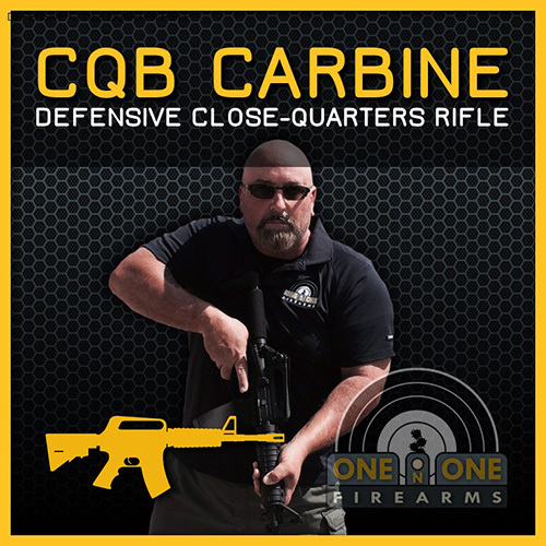 CARBINE - DEFENSIVE CLOSE QUARTERS | OCT 20, 2018 RANGE 2-1 00491