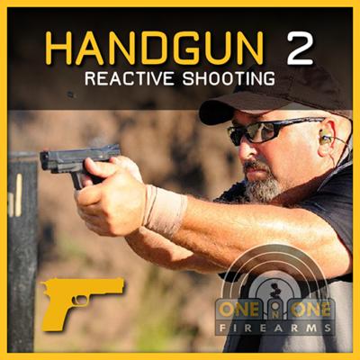 HANDGUN 2, REACTIVE SHOOTING , OCT 12th, 2019 RANGE 2-1