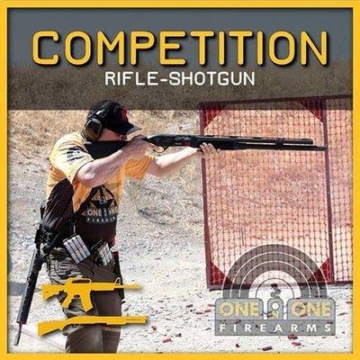 COMPETITION RIFLE-SHOTGUN - NOV 23RD, 2019  RANGE 5B