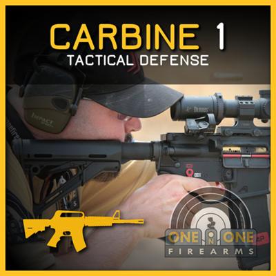 CARBINE 1- TACTICAL DEFENSE | AUG 24TH 2019, RANGE 11