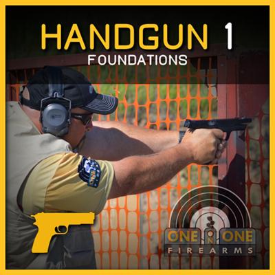LEVEL 1, HANDGUN FOUNDATIONS / AUGUST 3RD 2019,  RANGE 2-1