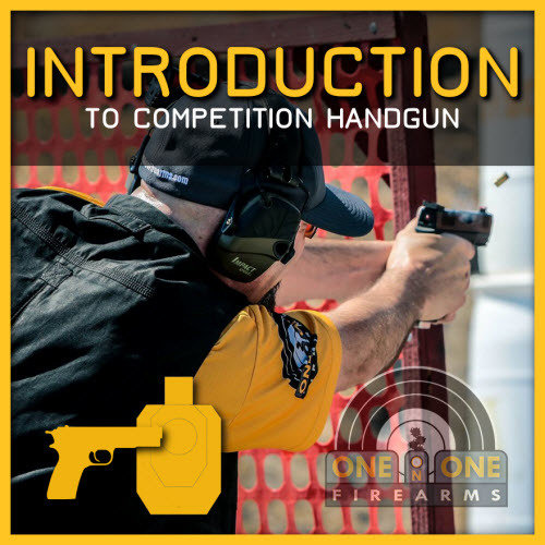 INTRO TO COMPETITION HANDGUN (IDPA) | APR 06, 2019 | RANGE 2-6 00612