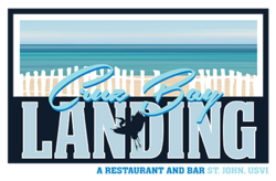 Cruz Bay Landing's store