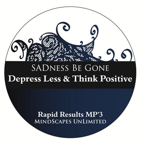 SADness Be Gone-Relief from Seasonal Affective Disorder, Feeling Depressed and Fatigued (MP3 Download) Info>