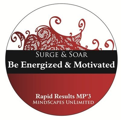Surge and Soar-Music and Affirmations: Super Charge Your Brain While Igniting Your Motivation and Energy (MP3) Info>