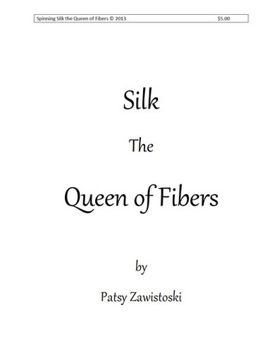 Silk, the Queen of Fibers