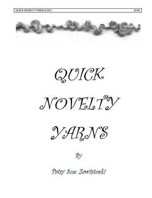 Quick Novelty Yarns