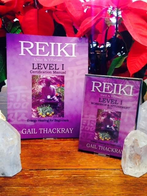 Reiki Level 1 Gift Set