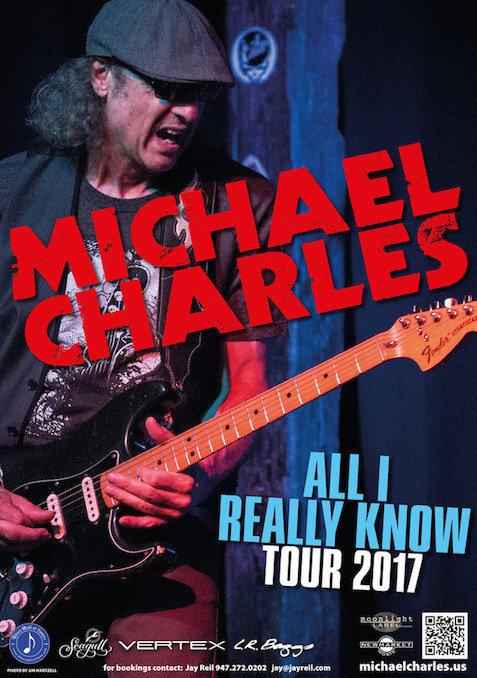 All I Really Know Tour 2017 / Tour Poster