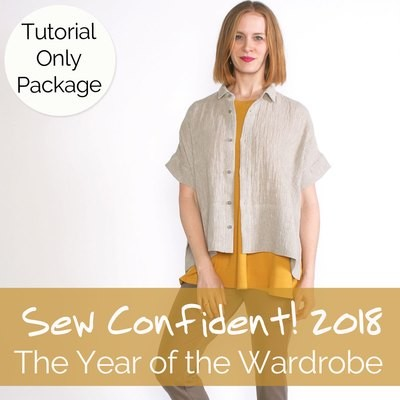 Sew Confident! Year 7 (2018) Tutorials Only DSC801