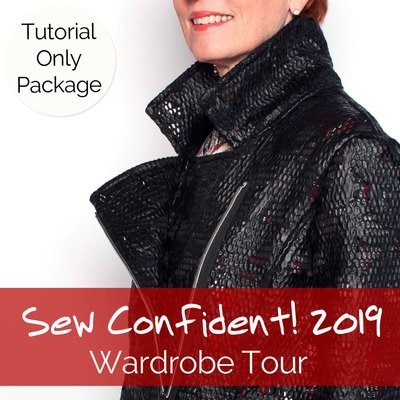 Sew Confident! Year 8 (2019) SCIT19