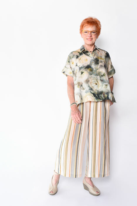 West End Pants with Cottage Shirt