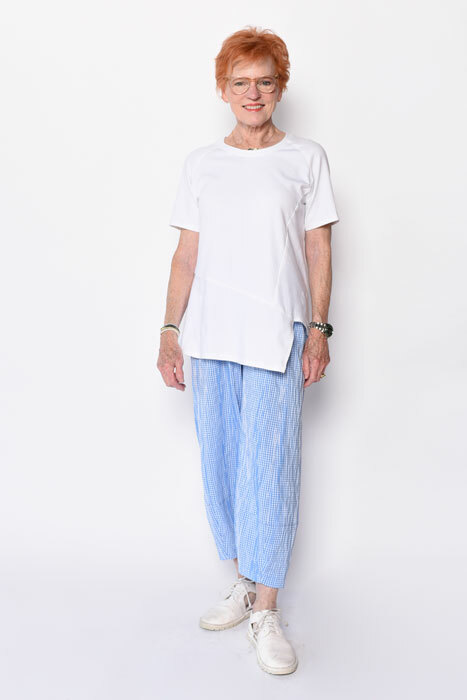 Odette Top with Picasso Pants