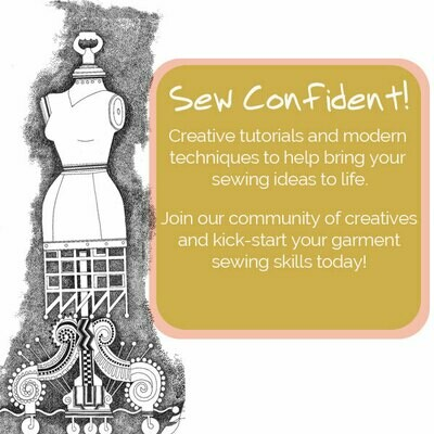 Sew Confident! Series 9 SC20