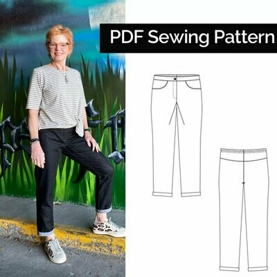 Getaway Jeans (Download Only) PD071
