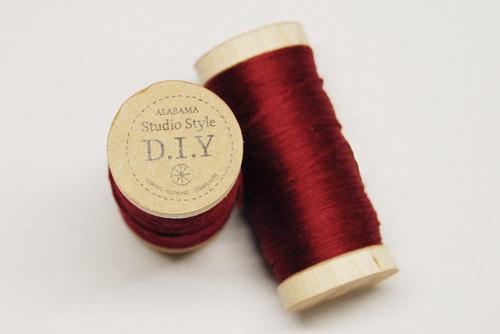 Chanin Embroidery Floss Carmine