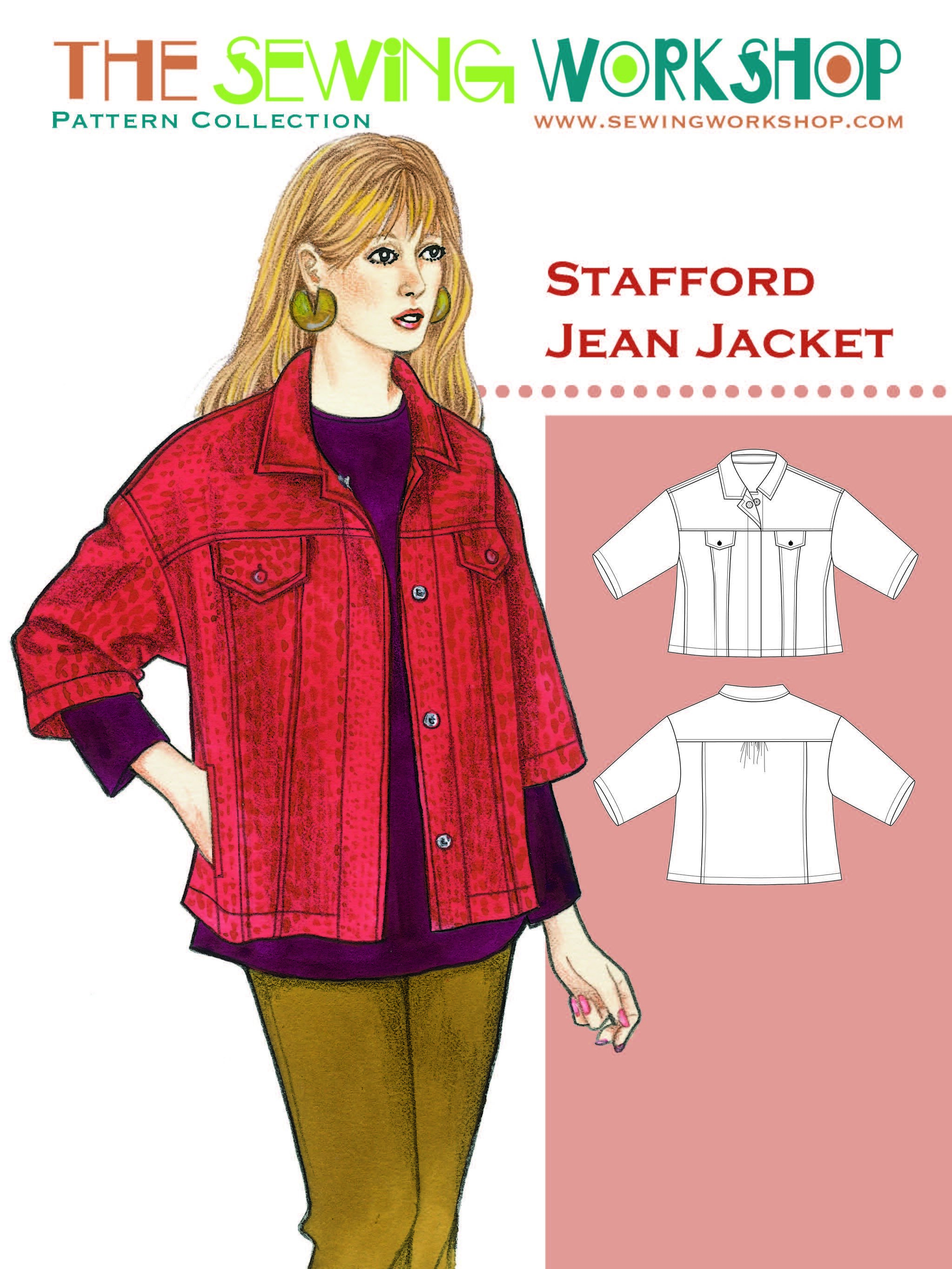 Stafford Jacket