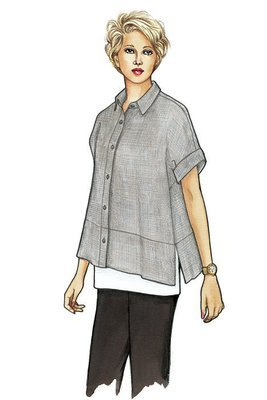 Cottage Shirt PP062