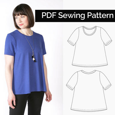 Swing Tee (Download Only) PD017