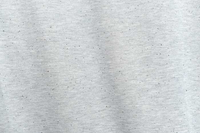 Grey Speck French Terry