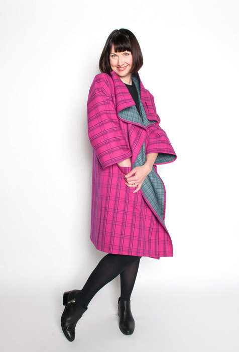 Flatiron Coat & Jacket