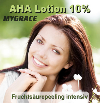 MYGRACE AHA 10% Fruchtsäurepeeling intensiv pH 3.5 150 ml