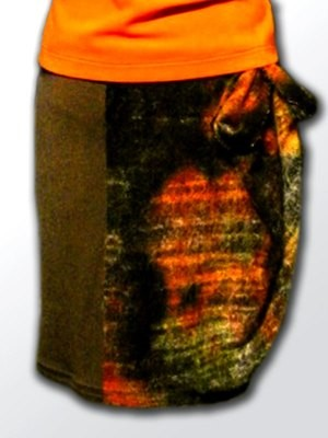FALL SPECTACULAR Kiwi - Skirt