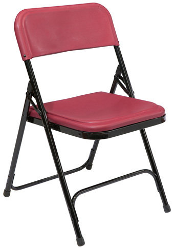 Premium Light Weight Plastic Folding Chair 800 Series 55555